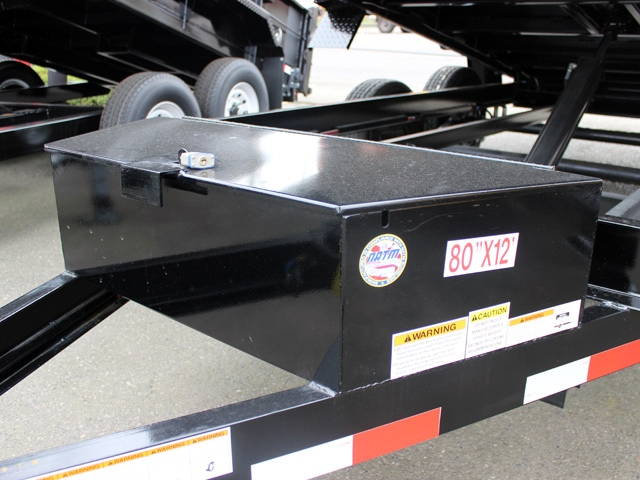 DMP12X80.C. 2015 SNAKE RIVER 12 ft. x 80 in. Dump Trailer from Town and Country Commercial Truck Sales, Kent (Seattle), WA