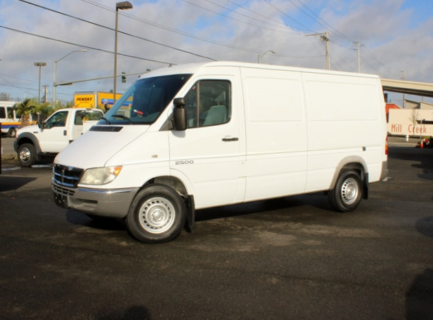 2004 DODGE SPRINTER Cargo Van #5874 from Town and Country Commercial Truck Sales, Kent (Seattle), WA