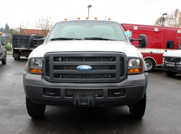 5923.F. 2005 FORD F-450 Non-CDL 2-3 Yard Dump Truck from Town and Country Commercial Truck Sales, Kent (Seattle), WA