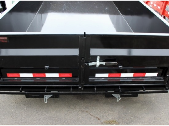 HV14.C. 2015 VERSADUMP 15,400 lb. Dump Trailer from Town and Country Commercial Truck Sales, Kent (Seattle), WA