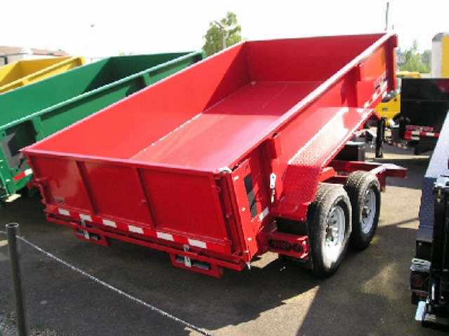 2016 MIDSOTA VERSADUMP 82 X 12 Dump Trailer #HV12X82 from Town and Country Truck and Trailer, Kent (Seattle) WA