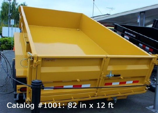 1B. HV Series Dump Trailers from Town and Country Commercial Trailer and Truck Sales, Kent (Seattle), WA