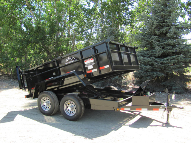 2. Snake River 7 ft. wide Trailer from Town and Country Commercial Truck and Trailer Sales, Kent (Seattle), WA