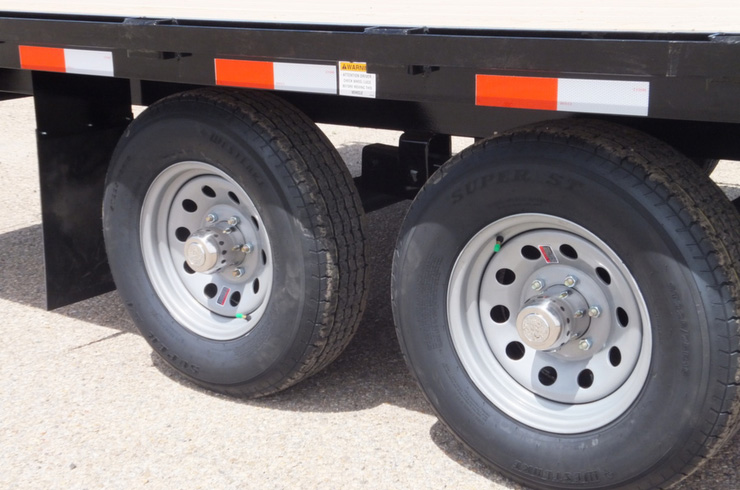D. Flatbed Form Trailers from Town and Country Commercial Truck and Trailer Sales, Kent (Seattle), WA