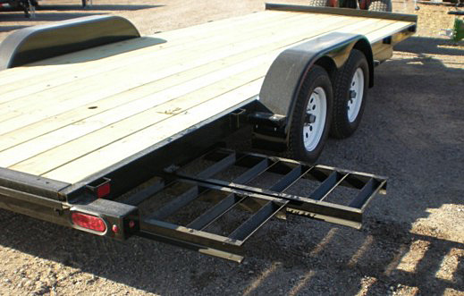 CT11.  Nova CT Series Front Flat Rear Dump Trailer from Town and Country Commercial Truck and Trailer Sales, Kent (Seattle), WA