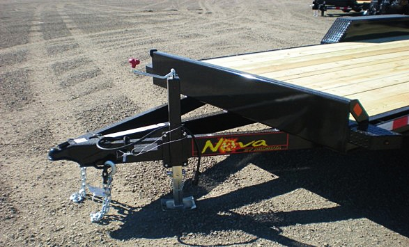 1. Nova ET Series Front Flat Rear Dump Trailer from Town and Country Commercial Truck and Trailer Sales, Kent (Seattle), WA