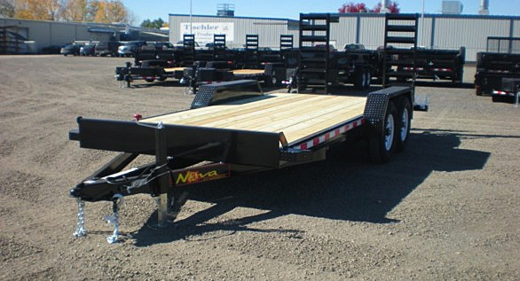 10. Nova ET Series Front Flat Rear Dump Trailer from Town and Country Commercial Truck and Trailer Sales, Kent (Seattle), WA
