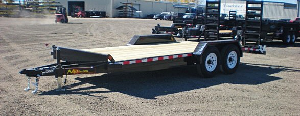 11. Nova ET Series Front Flat Rear Dump Trailer from Town and Country Commercial Truck and Trailer Sales, Kent (Seattle), WA