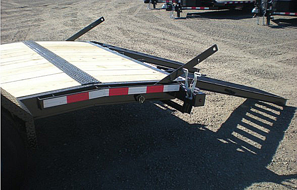 2. Nova ET Series Front Flat Rear Dump Trailer from Town and Country Commercial Truck and Trailer Sales, Kent (Seattle), WA