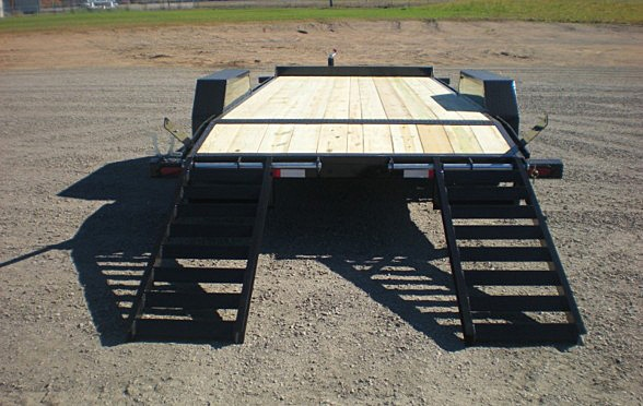 5. Nova ET Series Front Flat Rear Dump Trailer from Town and Country Commercial Truck and Trailer Sales, Kent (Seattle), WA