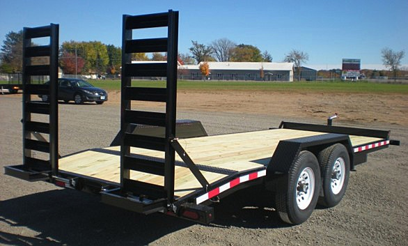 7. Nova ET Series Front Flat Rear Dump Trailer from Town and Country Commercial Truck and Trailer Sales, Kent (Seattle), WA
