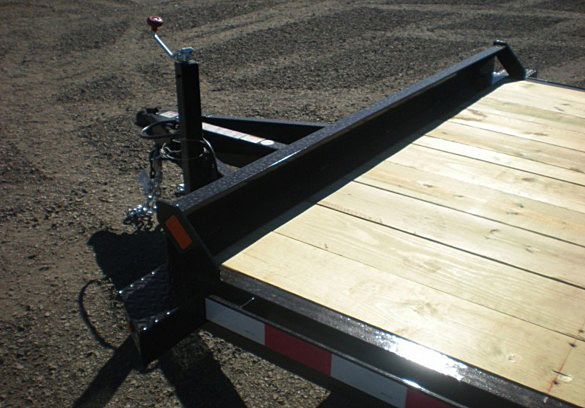 9. Nova ET Series Front Flat Rear Dump Trailer from Town and Country Commercial Truck and Trailer Sales, Kent (Seattle), WA