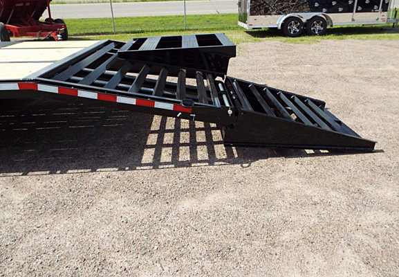 D. FBGN Series Gooseneck Flatbed Trailers from Town and Country Commercial Trailer and Truck Sales, Kent (Seattle), WA