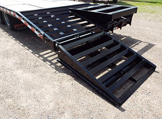 E. FBGN Series Gooseneck Flatbed Trailers from Town and Country Commercial Trailer and Truck Sales, Kent (Seattle), WA
