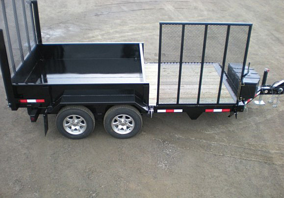 C. FFRD Series Front Flat Read Dump Trailers from Town and Country Commercial Trailer and Truck Sales, Kent (Seattle), WA