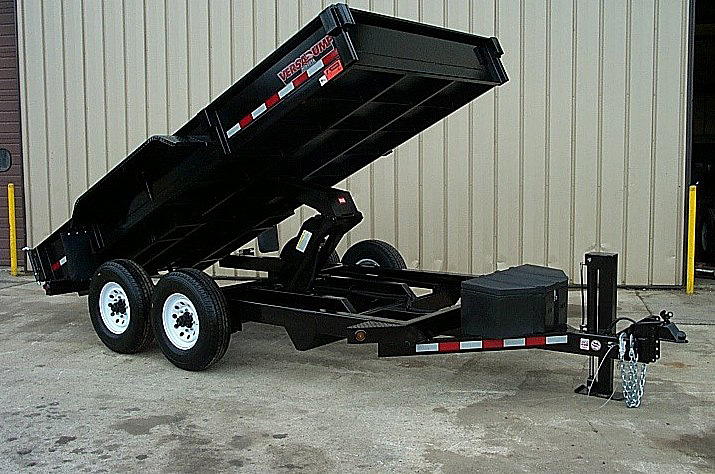 A. HE Series Dump Trailers from Town and Country Commercial Trailer and Truck Sales, Kent (Seattle), WA