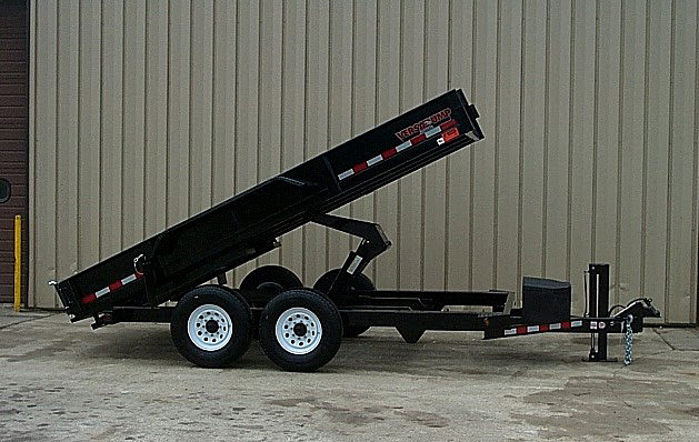C. HE Series Dump Trailers from Town and Country Commercial Trailer and Truck Sales, Kent (Seattle), WA