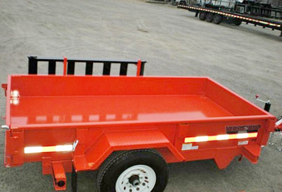 D. HE Series Dump Trailers from Town and Country Commercial Trailer and Truck Sales, Kent (Seattle), WA