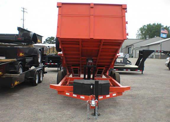 G. HE Series Dump Trailers from Town and Country Commercial Trailer and Truck Sales, Kent (Seattle), WA