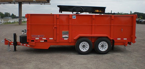 H. HE Series Dump Trailers from Town and Country Commercial Trailer and Truck Sales, Kent (Seattle), WA