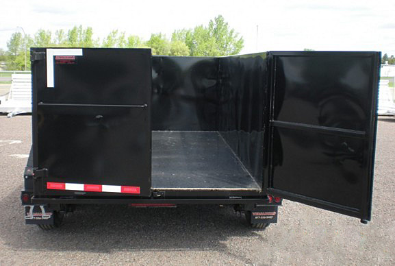 J. HE Series Dump Trailers from Town and Country Commercial Trailer and Truck Sales, Kent (Seattle), WA
