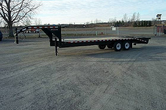 A. STO Series Deck Over Flatbed Trailers from Town and Country Commercial Trailer and Truck Sales, Kent (Seattle), WA