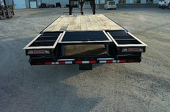 E. STO Series Deck Over Flatbed Trailers from Town and Country Commercial Trailer and Truck Sales, Kent (Seattle), WA