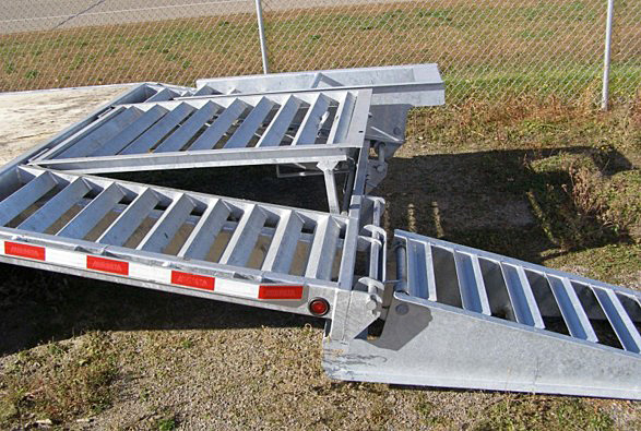 K. STO Series Deck Over Flatbed Trailers from Town and Country Commercial Trailer and Truck Sales, Kent (Seattle), WA