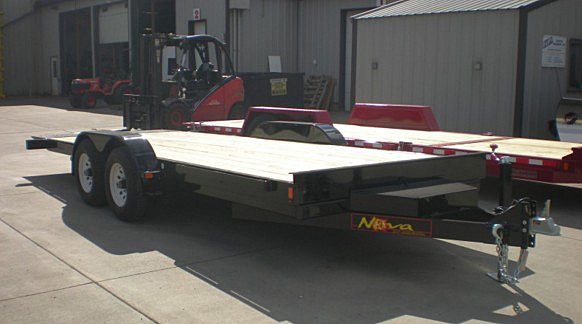 13. Nova TB Series Tilt Bed Trailer from Town and Country Commercial Trailer and Truck Sales, Kent (Seattle), WA