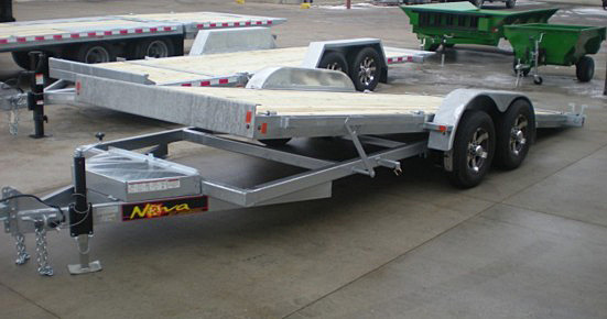 14. Nova TB Series Tilt Bed Trailer from Town and Country Commercial Trailer and Truck Sales, Kent (Seattle), WA