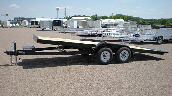 4. Nova TB Series Tilt Bed Trailer from Town and Country Commercial Trailer and Truck Sales, Kent (Seattle), WA