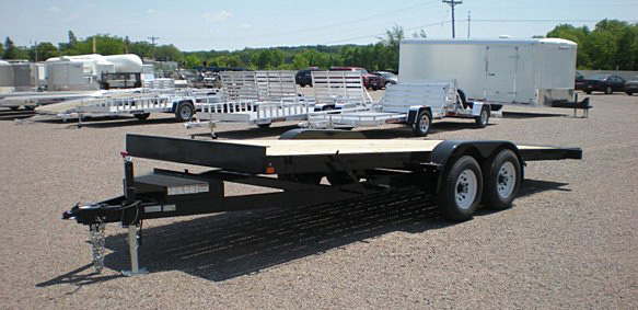 6. Nova TB Series Tilt Bed Trailer from Town and Country Commercial Trailer and Truck Sales, Kent (Seattle), WA