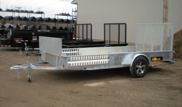 1. Nova UT Series Trailer from Town and Country Commercial Truck and Trailer Sales, Kent (Seattle), WA
