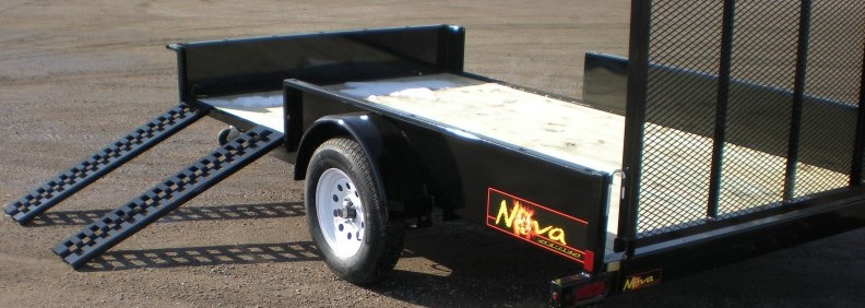 9. Nova UT Series Trailer from Town and Country Commercial Truck and Trailer Sales, Kent (Seattle), WA