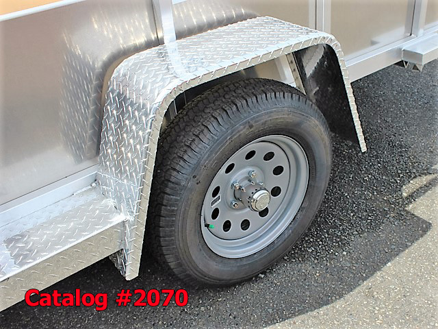 2070.I. New Snake River EZ Hauler aluminum utility trailer from Town and Country Commercial Truck and Trailer Sales, Kent (Seattle), WA