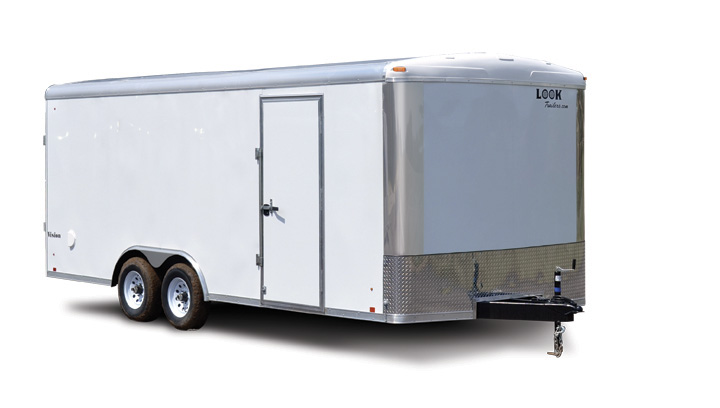 27A. Vision Roundtop trailers from Town and Country Truck and Trailer, Kent (Seattle) WA, selling utility trailers, dump trailers, equipment trailers, flatbed trailers, vending trailers, construction trailers, office trailers and gooseneck trailers