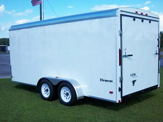 27F. Vision Roundtop trailers from Town and Country Truck and Trailer, Kent (Seattle) WA, selling utility trailers, dump trailers, equipment trailers, flatbed trailers, vending trailers, construction trailers, office trailers and gooseneck trailers