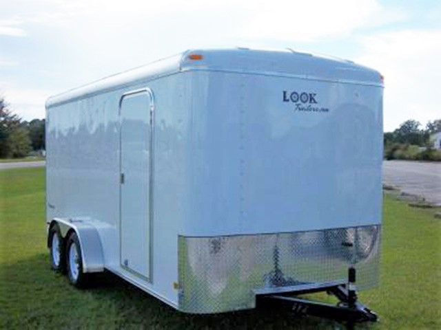 27G. Vision Roundtop trailers from Town and Country Truck and Trailer, Kent (Seattle) WA, selling utility trailers, dump trailers, equipment trailers, flatbed trailers, vending trailers, construction trailers, office trailers and gooseneck trailers