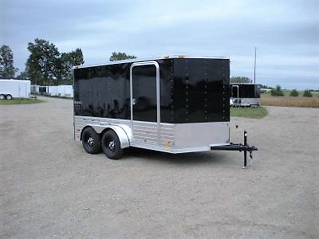 5A. Element Motorcycle trailers from Town and Country Truck and Trailer, Kent (Seattle) WA, selling utility trailers, dump trailers, equipment trailers, flatbed trailers, vending trailers, construction trailers, office trailers and gooseneck trailers