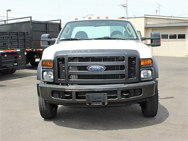6020.C. 2008 FORD F450 SUPERDUTY Cab Chassis from Town and Country Commercial Truck and Trailer Sales, Kent (Seattle), WA