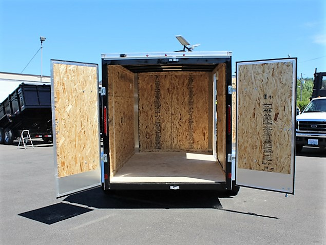 H. New 2017 Look ST Cargo Trailer. 6 x10 from Town and Country Commercial Truck and Trailer Sales, Kent (Seattle), WA