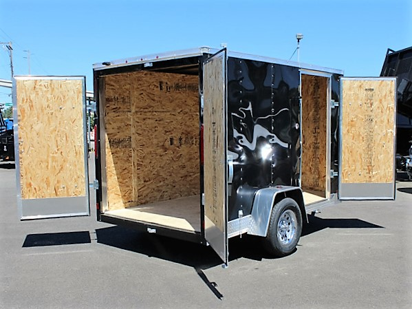 J. New 2017 Look ST Cargo Trailer. 6 x10 from Town and Country Commercial Truck and Trailer Sales, Kent (Seattle), WA