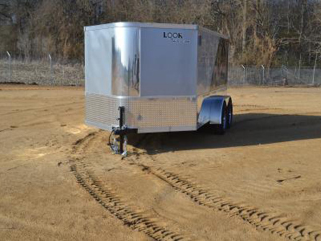23G. Look Vision Motorcycle Trailer from Town and Country Truck and Trailer, Kent (Seattle) WA