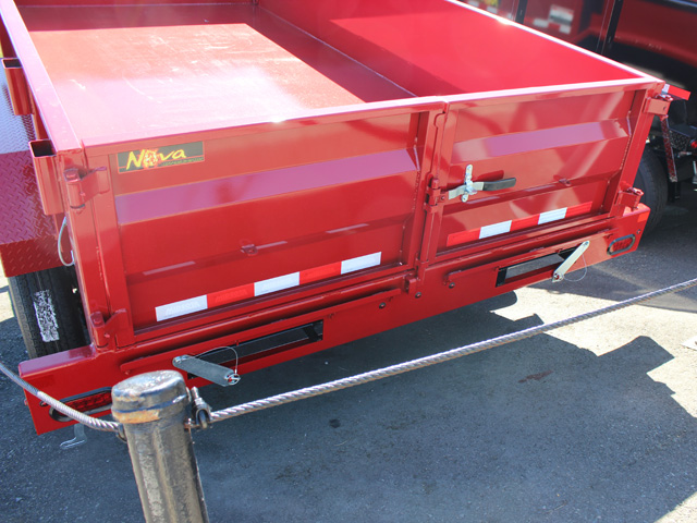 DT.13.  Nova DT Series trailers from Town and Country Truck and Trailer, Kent (Seattle) WA