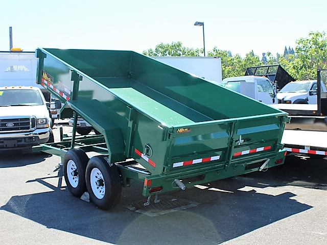 DT.7. Nova DT Series trailers from Town and Country Truck and Trailer, Kent (Seattle) WA