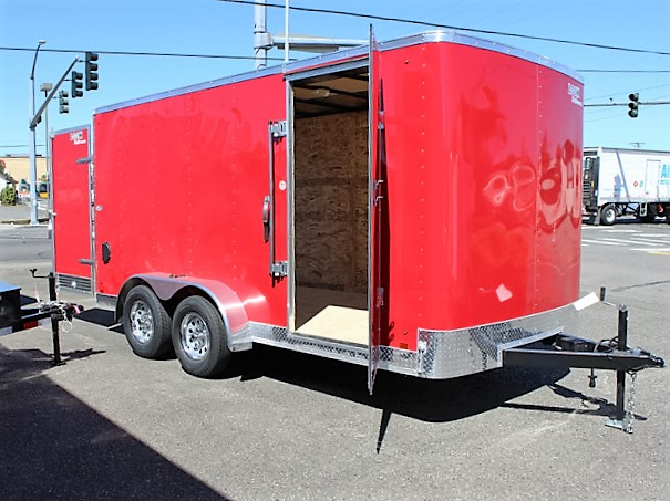 STC2. Look ST cargo trailers from Town and Country Truck and Trailer, Kent (Seattle) WA