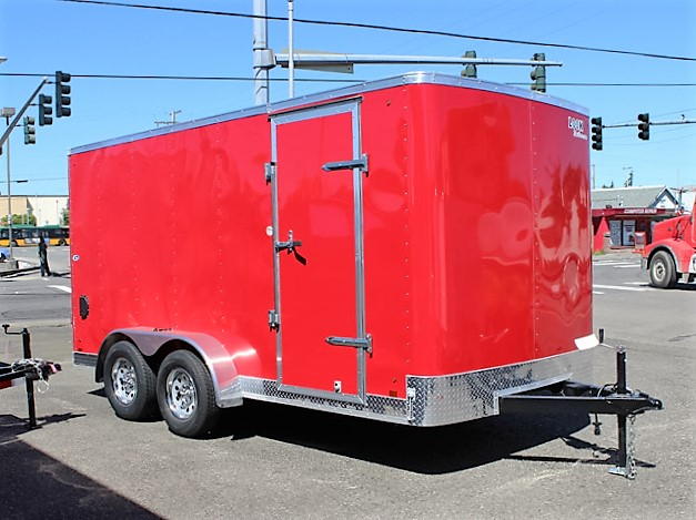 STC3. Look ST cargo trailers from Town and Country Truck and Trailer, Kent (Seattle) WA