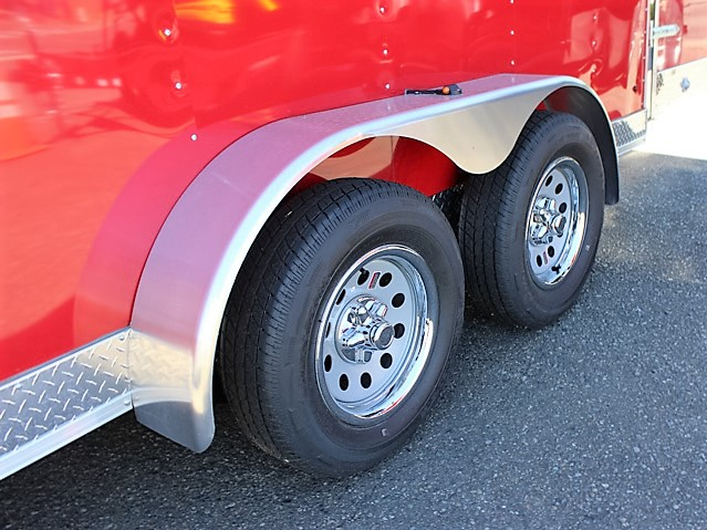 STC7. Look ST cargo trailers from Town and Country Truck and Trailer, Kent (Seattle) WA