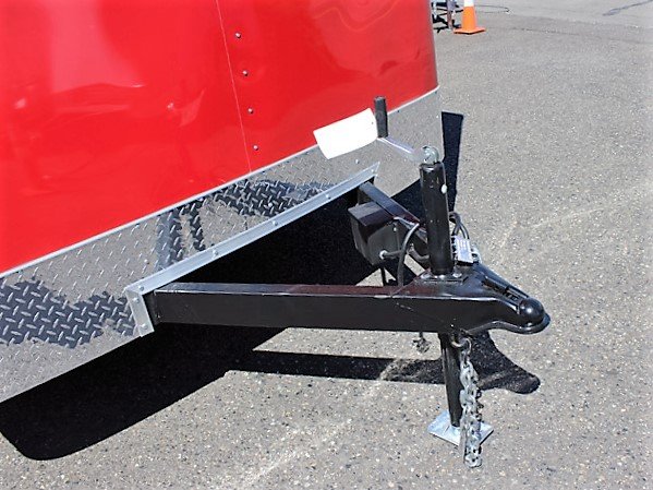 STC8. Look ST cargo trailers from Town and Country Truck and Trailer, Kent (Seattle) WA