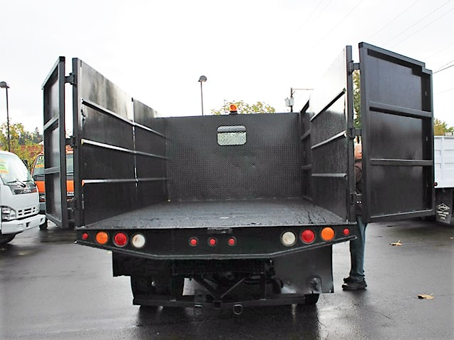6029.L. 2006  MITSUBISHI FUSO FG140 12 Ft.  Solid Steel Dump Truck from Town and Country Commercial Truck and Trailer Sales, Kent (Seattle), WA